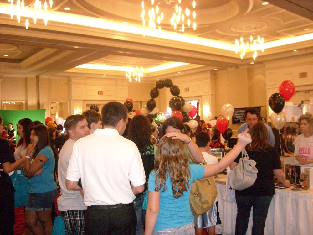 Milestones Party Planning Expo